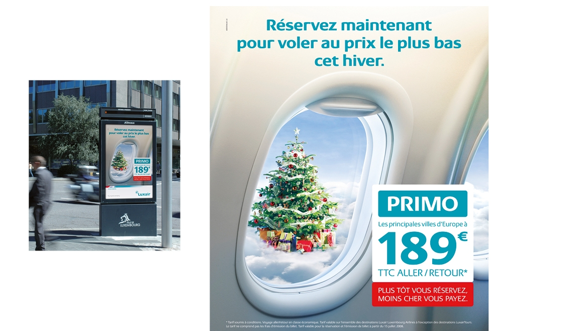 CAMPAGNE BUSINESS, CAMPAGNE PRIMO